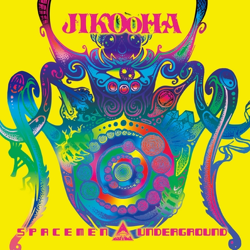 Jikooha - Spacemen Underground 2017 (Matsuri Digital # MD014CD) MP3 320kbps CBR and FLAC Lossless Download Free