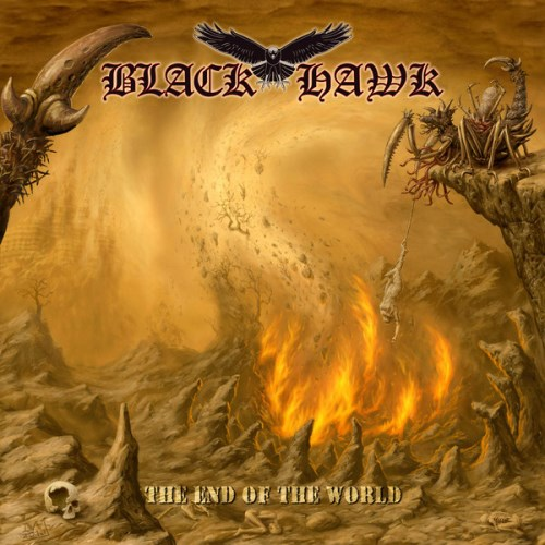 (Heavy Metal) [CD] Black Hawk - The End Of The World - 2017, FLAC (tracks+.cue), lossless